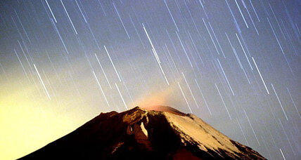 Geminid meteor shower: why spectacular light show puzzles scientists