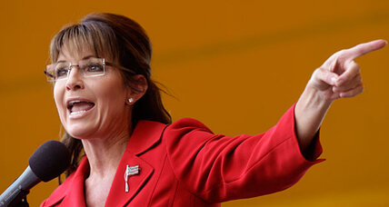 Sarah Palin speaks, but are Americans heeding her anymore?
