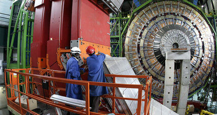 Elusive Higgs boson particle running out of hiding places