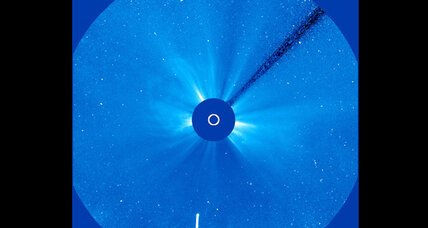 Comet's death-plunge into sun will be well documented
