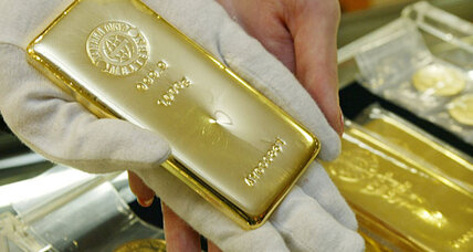 Gold rush? Why gold standard glitters for some in GOP.