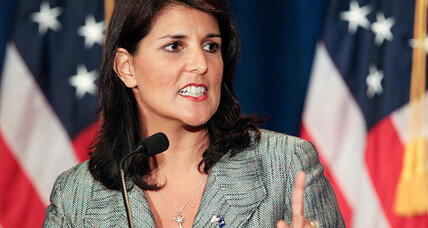 Nikki Haley endorsement for Romney: Will it help him in South Carolina?