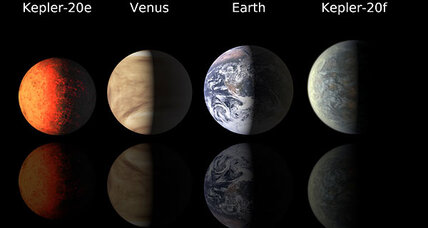 New Earth-like planets: How did astronomers find them?