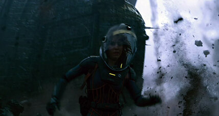 Ridley Scott's 'Prometheus' trailer recalls 'Alien'-style sci fi horror (Video)
