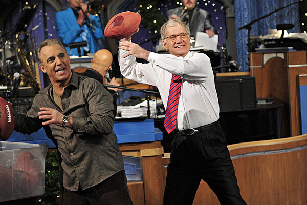 Darlene Love and other traditions return to 'Letterman' (VIDEO)