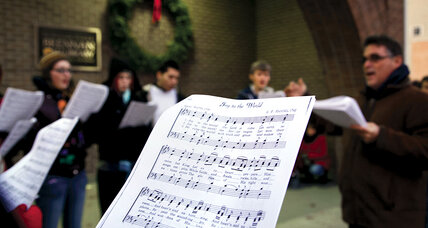 Origins of America's favorite Christmas carols