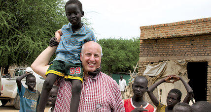 Tom Prichard pursues peace, education in South Sudan