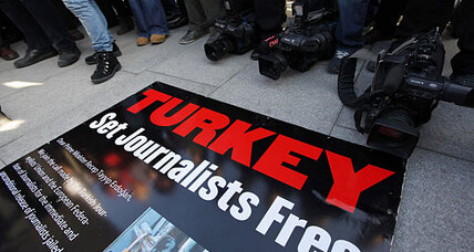Is model Turkey sliding into authoritarianism?