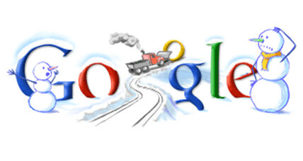 Let it snow with Google