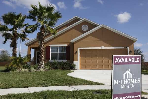 New home sales near all time low CSMonitorcom