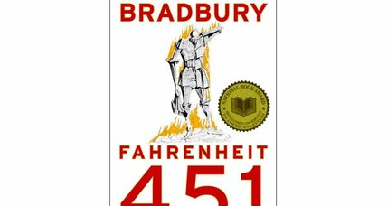 'Fahrenheit 451' goes digital. Is Ray Bradbury mellowing?