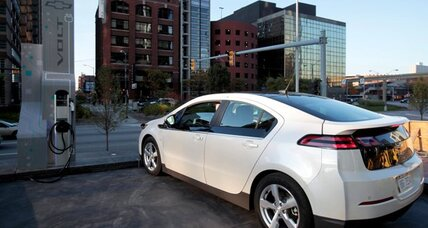 Chevy Volt: Worried about fire? Sell it back.
