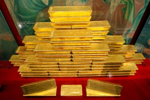 Much Gold Price Gold Prices Are in The Middle