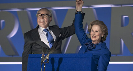 The Iron Lady: movie review