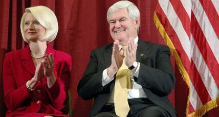 Gingrich rise and fall: A question of decency?