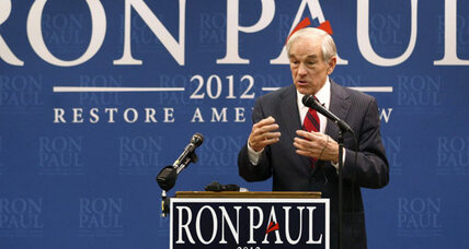 Which GOP rivals would vote for Ron Paul if he's GOP nominee?