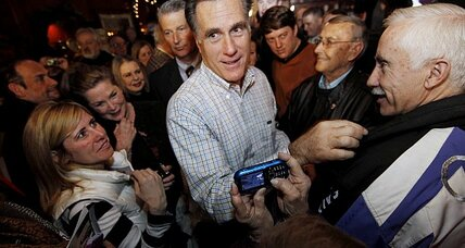 Mitt Romney's 'electability' against Obama key to Iowa caucuses