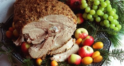 Fellowship of the Christmas ham
