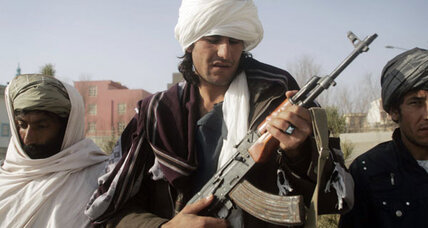 Could giving the Taliban a street address bring peace to Afghanistan?
