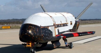 X-37B mystery plane: nine-month flight extended
