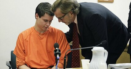 'Barefoot Bandit' Colton Harris-Moore gets more than 7 years for crime spree