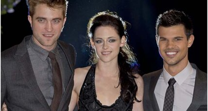 'Breaking Dawn' and 'Harry Potter' two of the most newsworthy movies of 2011