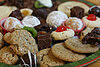 Christmas cookie platter ideas