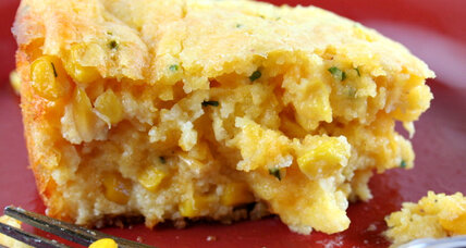 Meatless Monday: Corn pudding