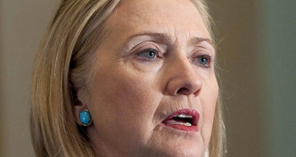 Hillary Clinton compares parts of Israel to Jim Crow south