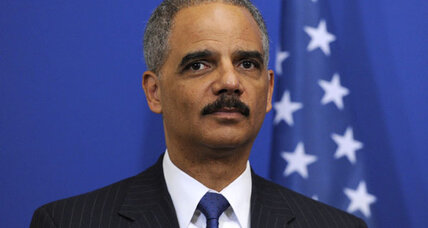 Is Eric Holder's grip on the 'Fast and Furious' fiasco slipping?