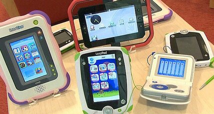 Kids tablets: Five touch-screen computers for the nine-and-under set