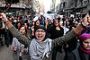 Women in Egypt hold huge rally to protest violence against them (video)