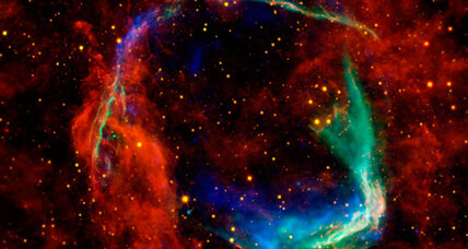 Mystery of supernova birth points to white dwarfs