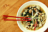 Meatless Monday: Udon noodle soup