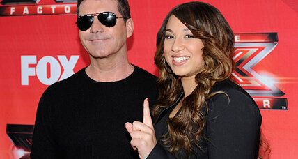 X Factor winner? Simon Cowell votes for Melanie Amaro