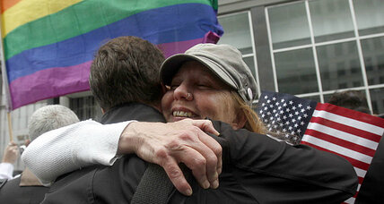 Gay marriage in the US: six ways states differ on the issue