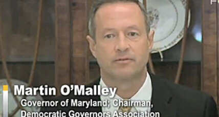 Gov. Martin O'Malley: Democrats too slow in delivering on economy (VIDEO)