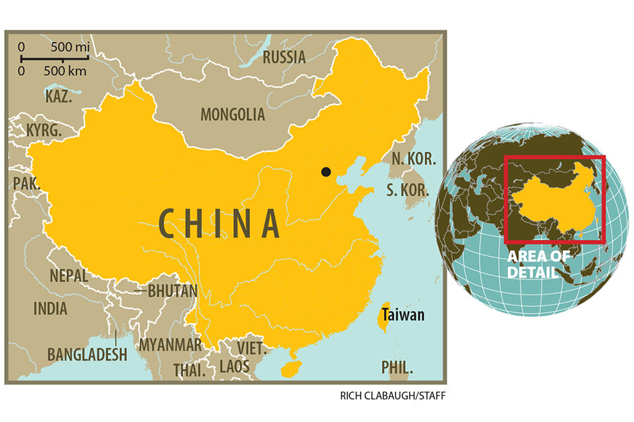 How much do you know about China? Take our quiz ...