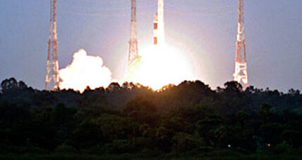 Moon mission takes India's space program in new direction