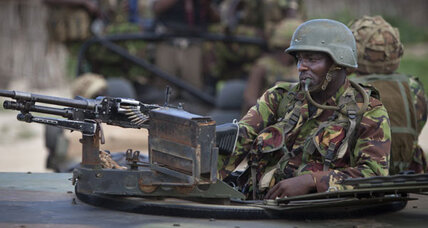 Kenya's foray into Somalia sows seeds of backlash at home