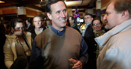 Rick Santorum's endorsement regret: Why he backed Romney in '08