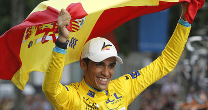 Alberto Contador stripped of Tour de France title amid doping scandal (+video)