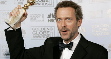 Hugh Laurie may appear in the remake of 'RoboCop'