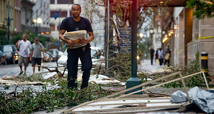 Hurricane Isaac aftermath: Will FEMA have enough money? (+video)