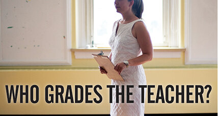 Back to school: How to measure a good teacher