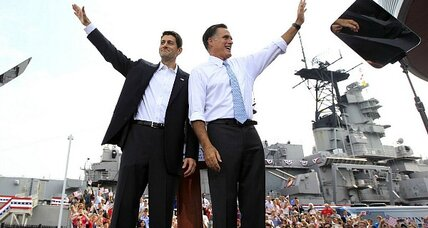 Paul Ryan: bold, risky pick for Romney VP (+video)
