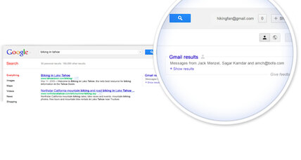 Google to integrate Gmail into general search results