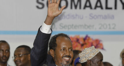 Somalia gets a new president