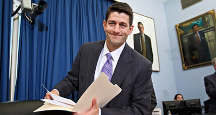Paul Ryan workout photos: Do they send the right message? (+video)