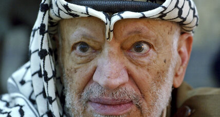 Was Yasser Arafat poisoned? (+video)